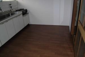 【床リフォーム】奈良県桜井市F様邸 床張り工事