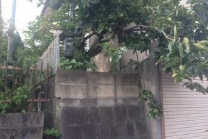 【フェンスリフォーム】奈良県宇陀市N様邸 フェンス取付工事
