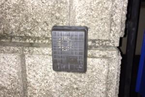 【小さなリフォーム】奈良県橿原市U様邸 インターホン交換工事