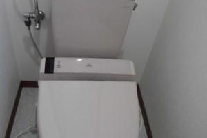 【トイレリフォーム】奈良県宇陀市M様邸 トイレ交換工事