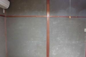 【内装リフォーム】奈良県宇陀市S様邸 和室壁ジュラク塗り替え工事