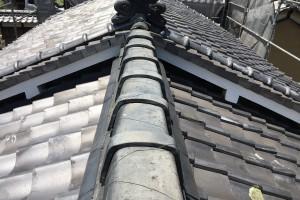 【屋根・外壁リフォーム】奈良県桜井市S様邸 屋根板金工事