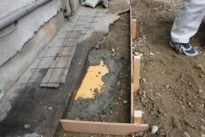 【小さなリフォーム】奈良県宇陀市O様邸 セメント補修工事