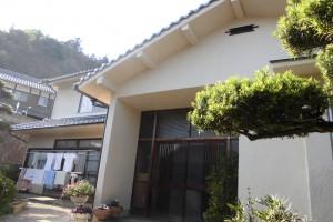 【屋根・外壁リフォーム】奈良県宇陀市S様邸 外壁塗装と雨樋交換工事