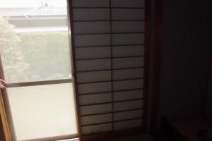 【障子リフォーム】奈良県桜井市N様邸 障子張り替え工事