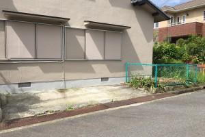 【駐車場工事】奈良県橿原市N様邸 駐車場拡張工事