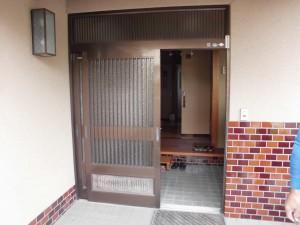 奈良県宇陀市S様邸 玄関ドア交換工事の詳細