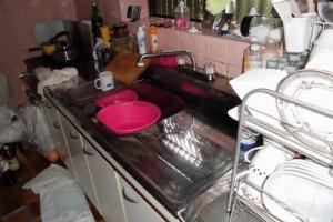 【キッチン水栓交換】奈良県宇陀市Y様邸 キッチンシャワー付き水栓交換工事