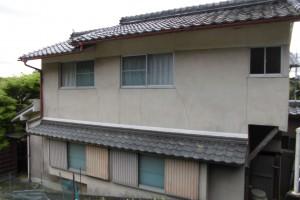 【屋根・外壁リフォーム】奈良県桜井市S様邸 外壁塗装工事と雨樋交換工事
