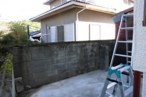 【テラス屋根リフォーム】三重県名張市H様邸 テラス設置工事