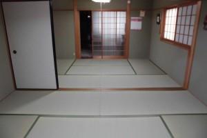 【畳リフォーム】奈良県宇陀市N様邸 畳表替え工事