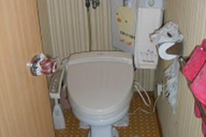 【トイレリフォーム】奈良県宇陀市N様邸 トイレ交換工事