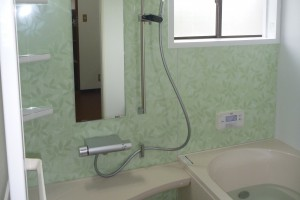 【浴室リフォーム】奈良県橿原市F様邸 ユニットバス入れ替え工事