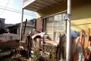 【サンルームリフォーム】奈良県宇陀市F様邸 サンルーム設置工事